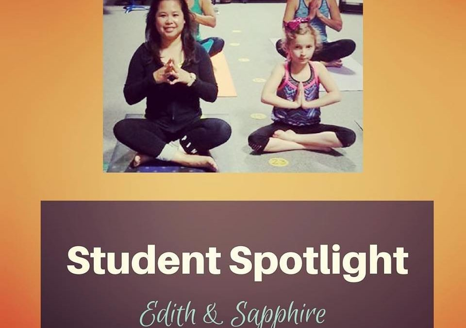 Yogi Spotlight – Edith and Sapphire
