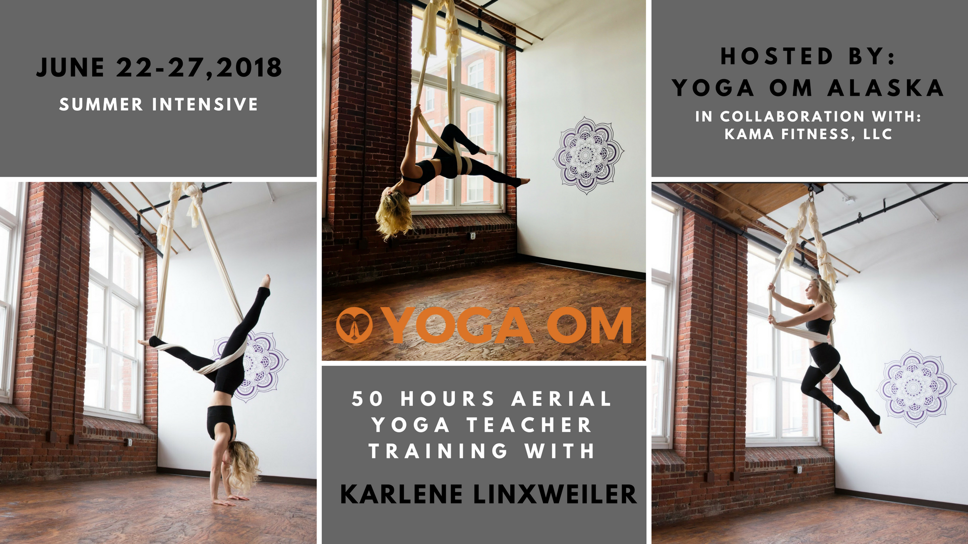 Teacher Training Yoga Om