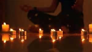 Candlelit Restorative Yoga & Oils Workshop