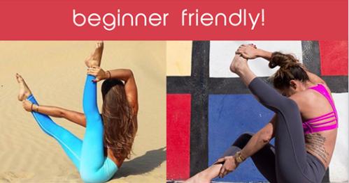 Zero To Yogi 4 Weeks Series (Yoga for Beginners)