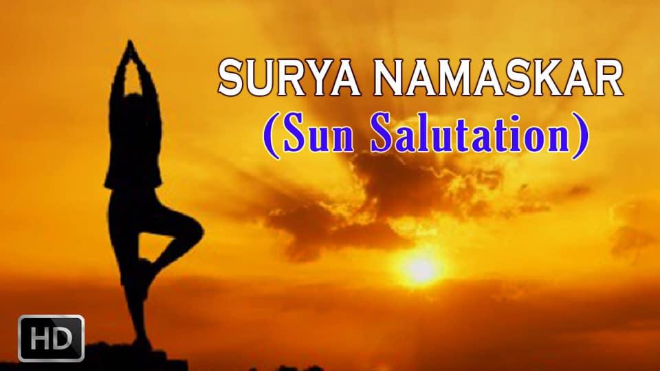 Surya Namaskar: Breaking Down Sun Salutations