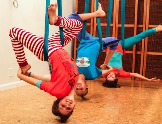Aerial KIDS: A Six Weeks Series
