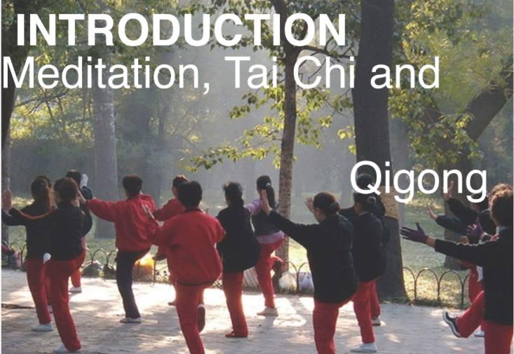 Free Introduction to Tai'Chi/Qi Gong