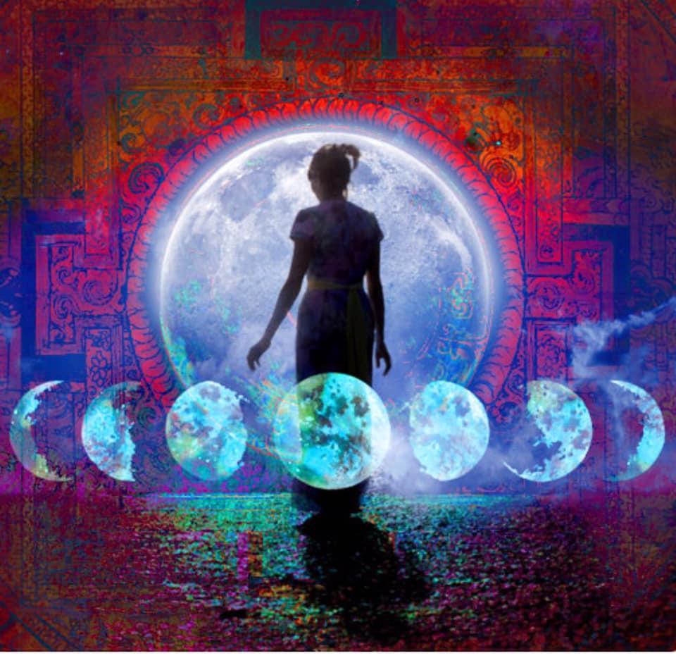 FULL MOON CEREMONY: GODDESS CIRCLE