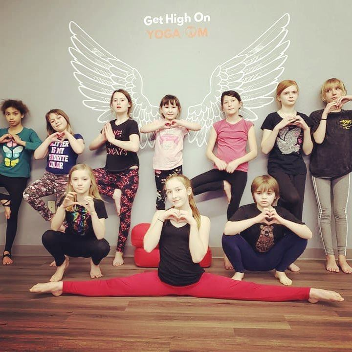 Aerial Kids Level 1 & 2: A Six Weeks Series