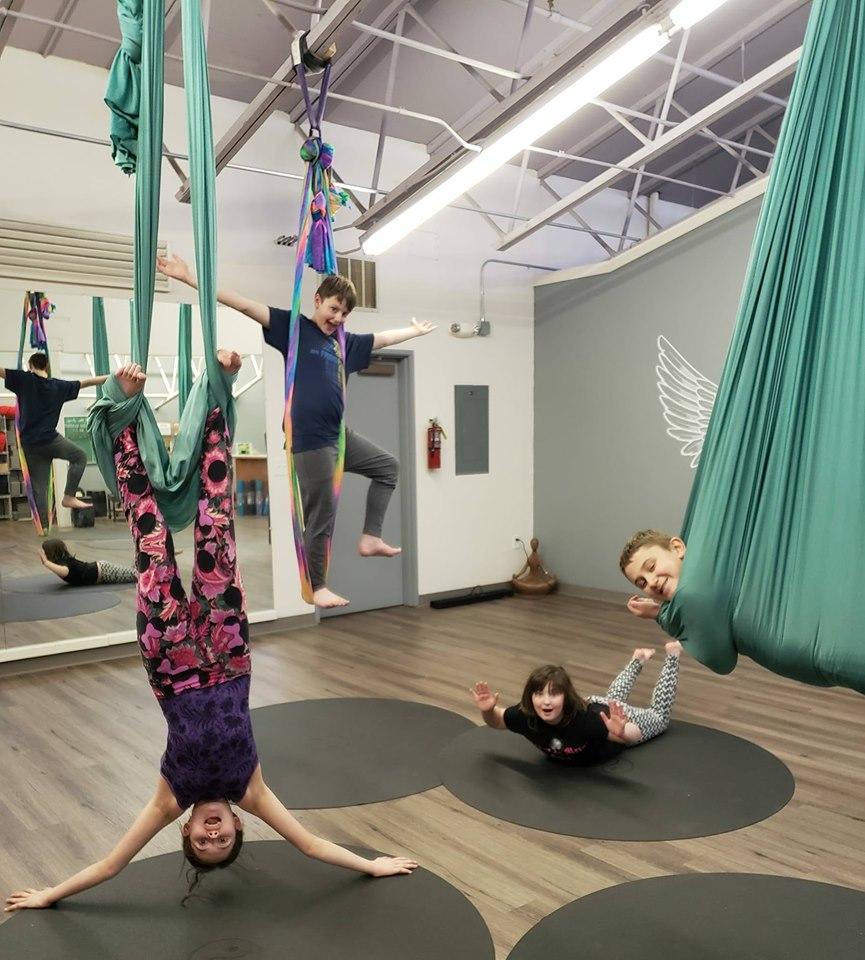Aerial Kids Level 2: A Six Weeks Series