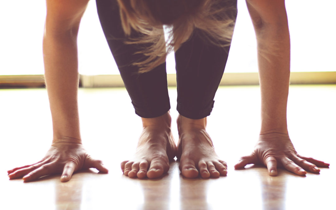 Yoga for Beginners:  Improve Your Flexibility